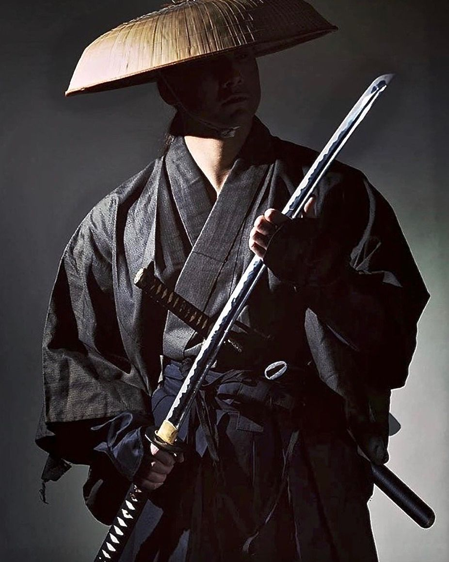 good morning ! おはよう #samurai #musashi #katana #wakizashi ...